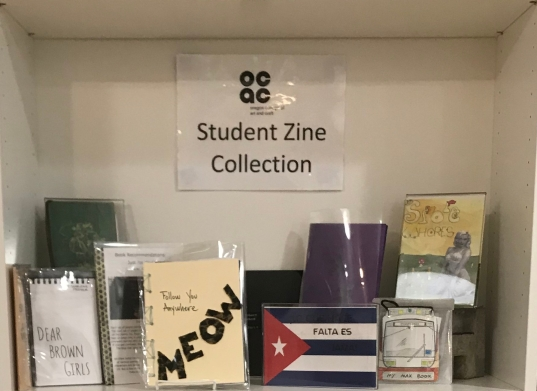 Zine display